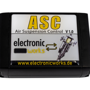 Electronic Works Air Suspension Control (ASC) – Audi A6, S6, RS6, A7, S7, RS7, 4G
