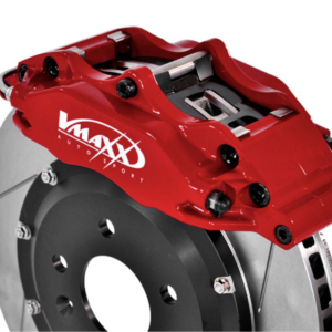 V-Maxx Big Brake Kit 365mm für VA, Audi A3 8P, Cabrio, Sportback, – 55mm Klemmung